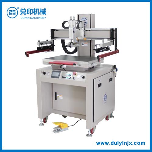 天长DY-60P 电动式全伺服平面网印机