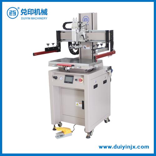 天长DY-45P 电动式全伺服平面网印机