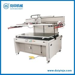 Dy-160p precision servo flat screen printer
